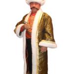 padişah kostümü 2
