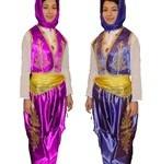 folklor kıyafeti